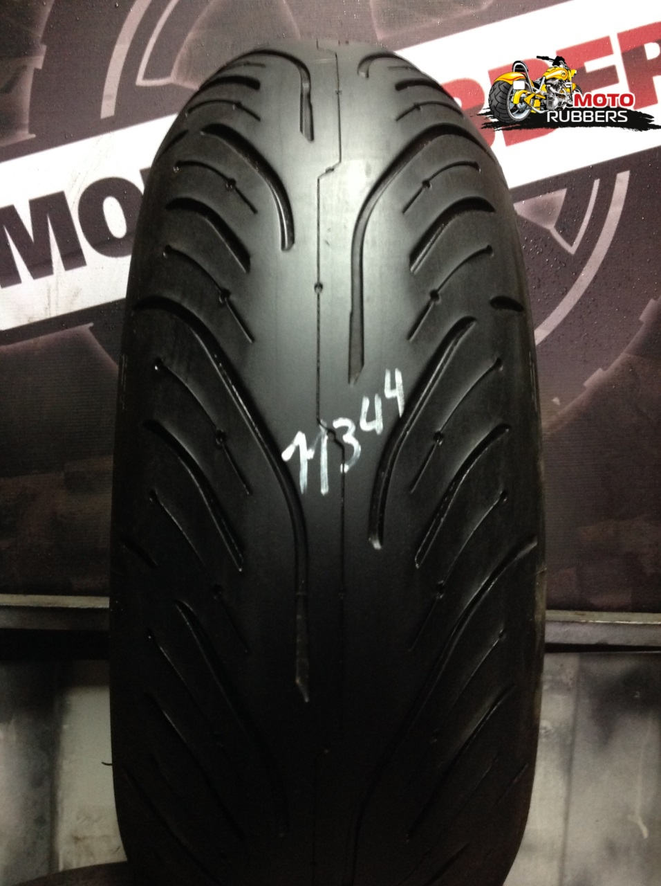 190/50 R17 Michelin pilot road 4   №11344