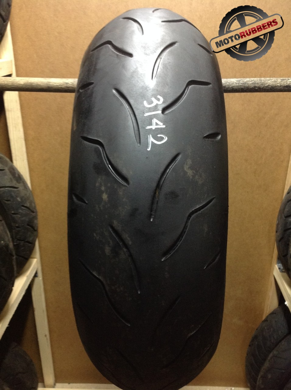 190/55 R17 Bridgestone bt 16