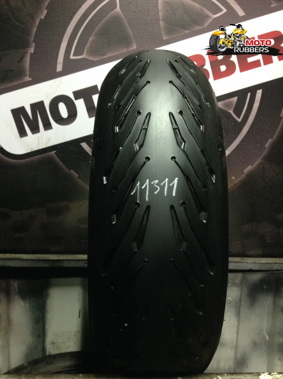180/55 R17 Michelin road 5  №11311