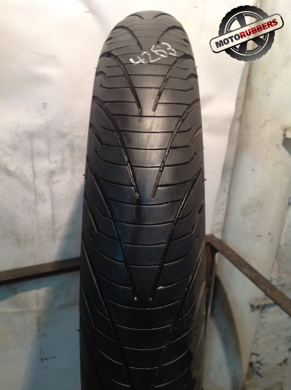 110/80 R19 Michelin pilot road 3 trail
