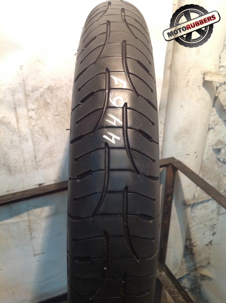110/80 R19 Michelin pilot road 4 trail