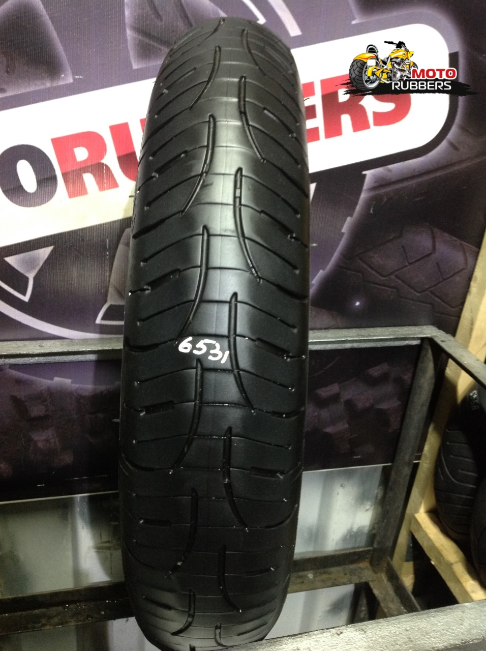 120/70 R17 Michelin pilot road 4 gt