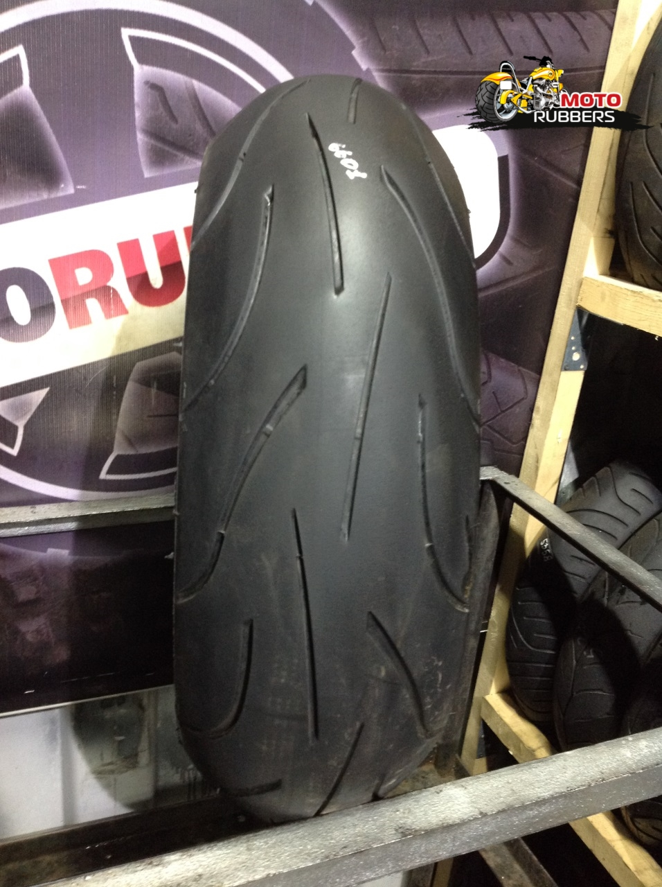 190/50 R17 Michelin pilot power