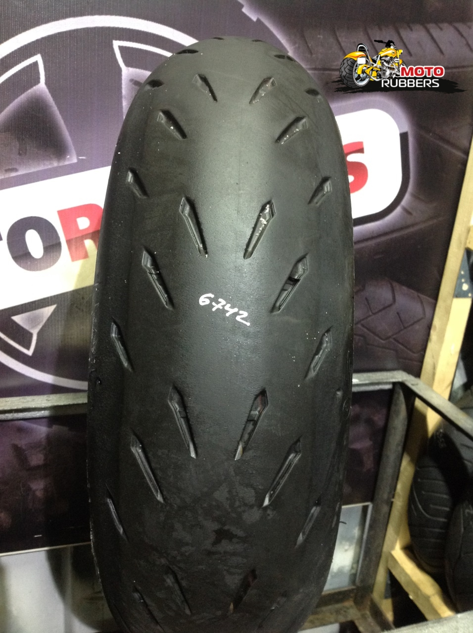 190/55 R17 Michelin power rs