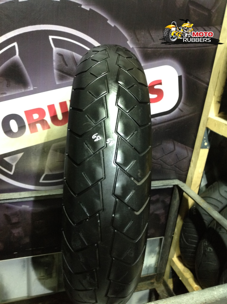 150/80 R16 Bridgestone bt 20f