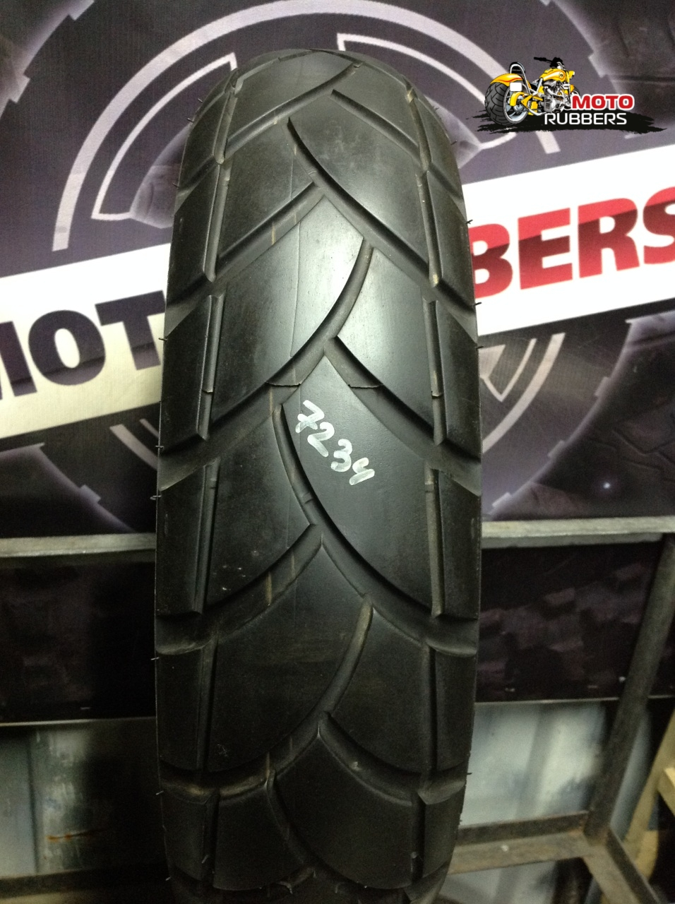 150/70 R17 Michelin anakee 2